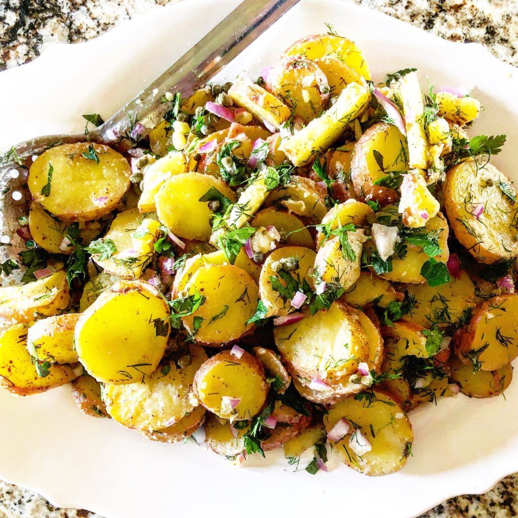 Potato Salad Recipe Dijon Mustard